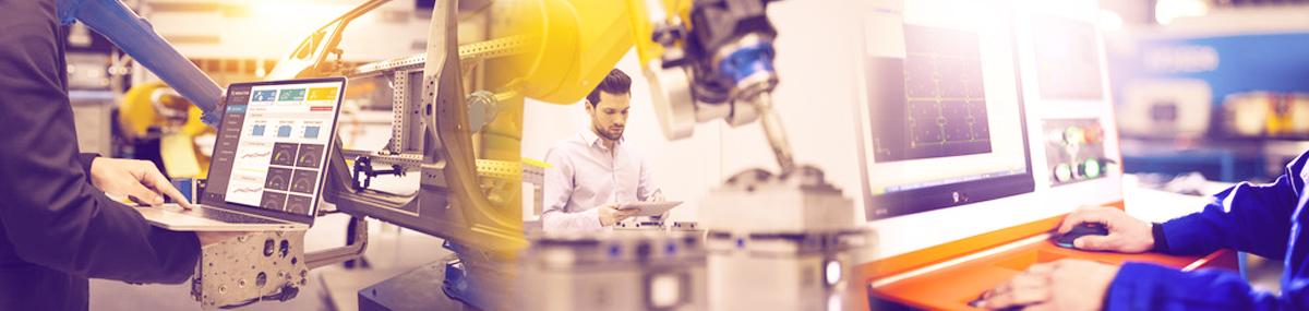 Suivi de production industrielle, logiciel acquisition main oeuvre, analyses