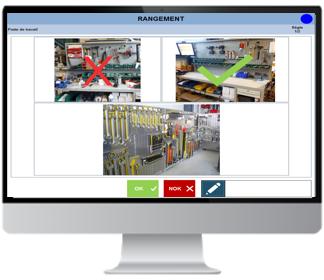 Suivi de production, logiciel gestion main oeuvre