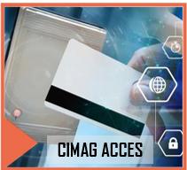 Cimag Acces, gestion des acces, securite entreprise