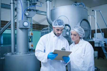 Logiciel MES industrie agroalimentaire