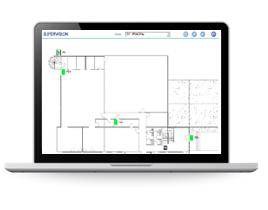 Supervision des acces, logiciel controle acces, systeme controle d'acces