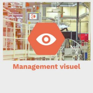 Management visuel, logiciel MES