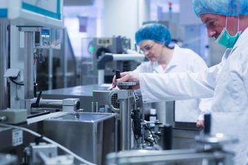 solution MES, logiciel MES industrie-pharmaceutique, secteur médical, chimie, cosmétique
