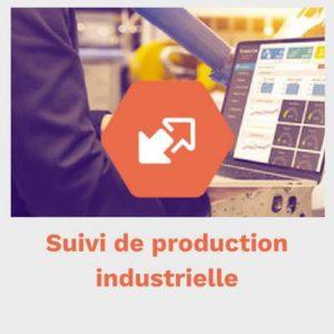 suivi de production industrielle